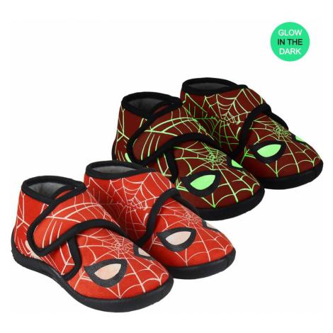 HOUSE SLIPPERS HALF BOOT SPIDERMAN Spider-Man