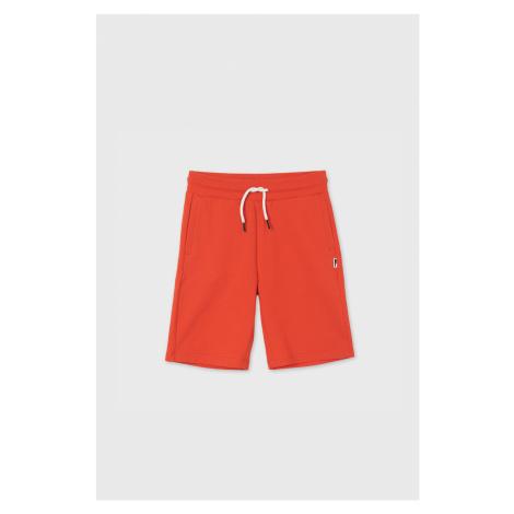 Chlapecké šortky Mayoral Hibicus červené