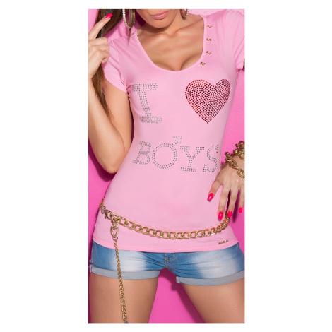 Dámské tričko 75924 KouCla