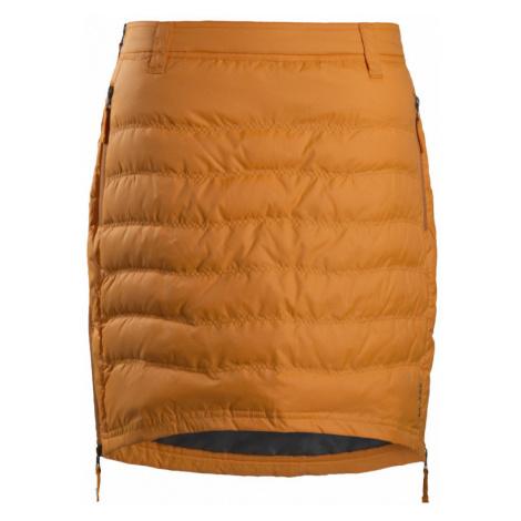 Sukně SKHOOP Short Down Skirt sun