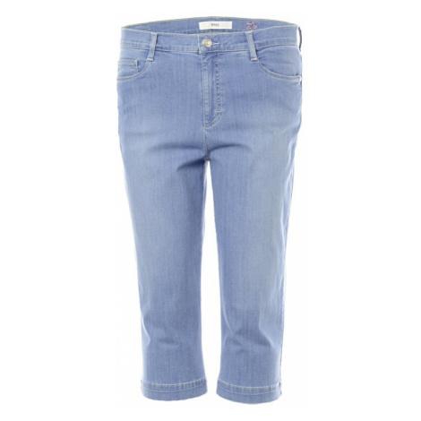 3/4 jeans kalhoty Brax Style Shakira dámské světle modré