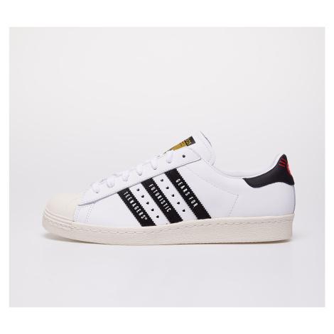 adidas x Pharrell Williams Superstar 80s Human Made Ftwr White/ Core Black/ Off White