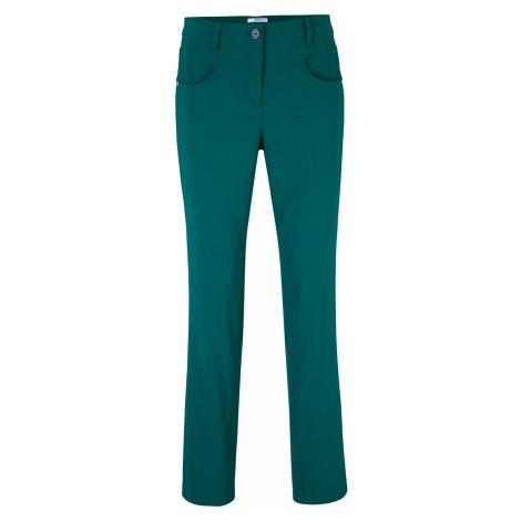 Strečové bengalínové kalhoty Straight Bonprix