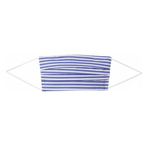 Rich & Royal Látková rouška 'Reversible' modrá / bílá