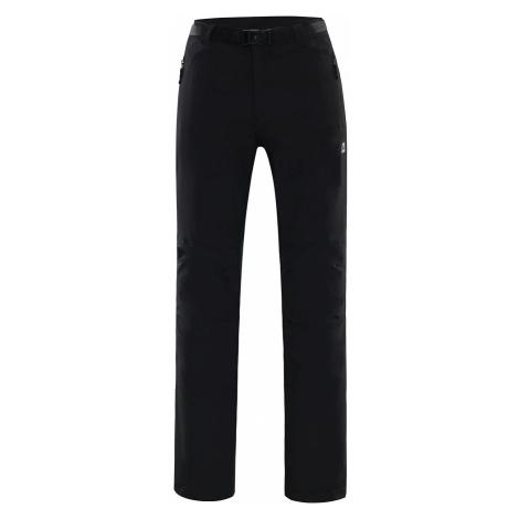 Pánské softshellové kalhoty Alpine Pro CARB 2 - černá