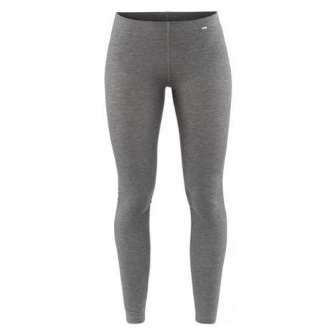 Craft ESSENTIAL WARM šedá - Dámské funkční kalhoty