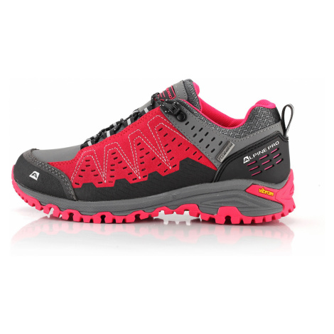 ALPINE PRO CHEFORNAK Unisex obuv outdoorová UBTP191450 virtual pink
