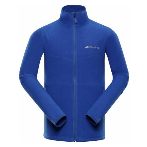 Pánská mikina Alpine Pro CASSIUS 4 - tmavě modrá