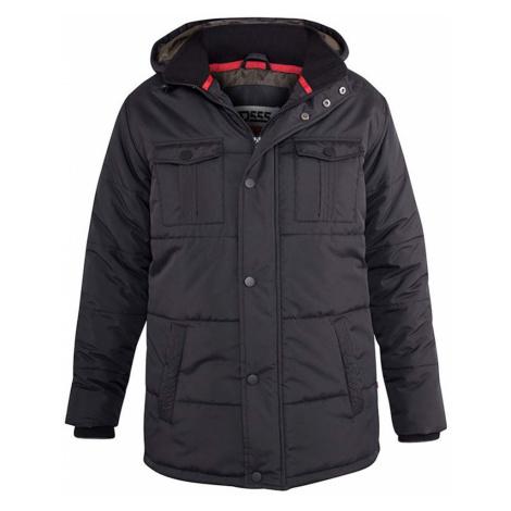 D555 bunda pánská LONSDALE nadměrná velikost