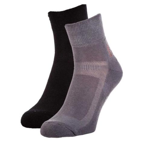 Lotto PONOŽKY 13 - 2 PÁRY šedá - Ponožky