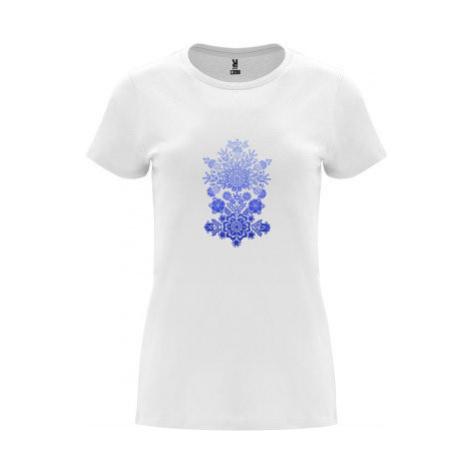 Dámské tričko Premium Folklorní motivy