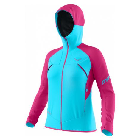 Dámská bunda Dynafit Transalper GTX Jacket Turquoise