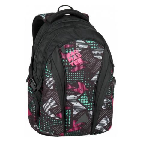 Bagmaster Bag 7 B Black/pink/grey