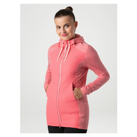 MICHELL women's pink sweatshirt LOAP