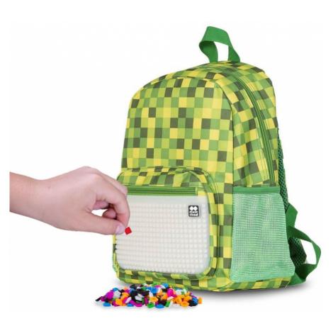 PIXIE CREW dětský batoh MINECRAFT zelená kostka