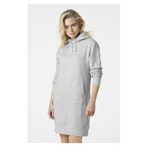 Dámské šedé mikinové šaty Helly Hansen