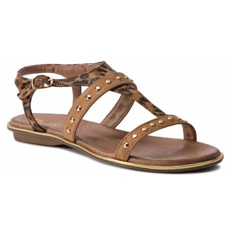 Sandály CARINII - B4888 654-N26-000-971