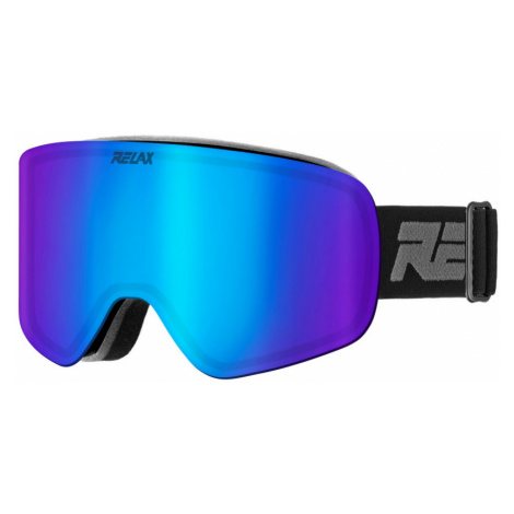 RELAX FEELIN Lyžařské brýle HTG49B černá XL