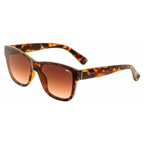 Sluneční brýle Relax AGATTI - hnědá