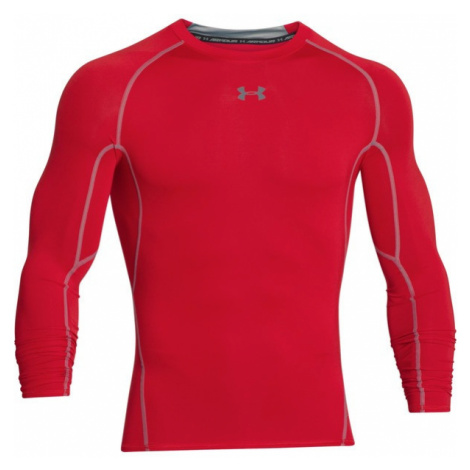 Under Armour UA HG ARMOUR LS-RED