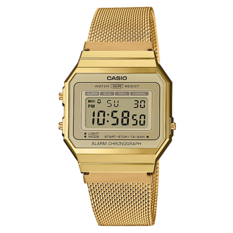 Casio A 700WEMG-9AEF zlaté