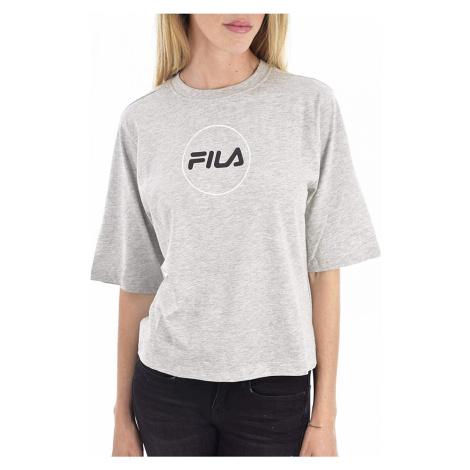 FILA FILA dámské šedé oversize tričko