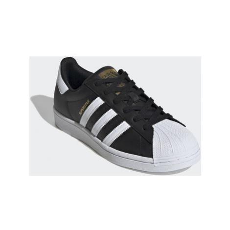 Adidas Boty Superstar Černá
