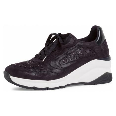 1-23722-26 Dámské boty 805 tmavě modrá Tamaris