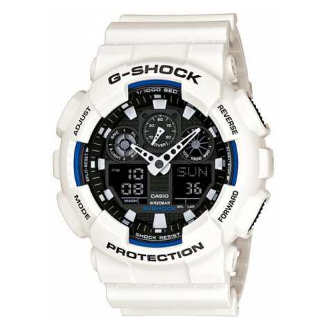 Casio The G/G-SHOCK GA 100B-7A