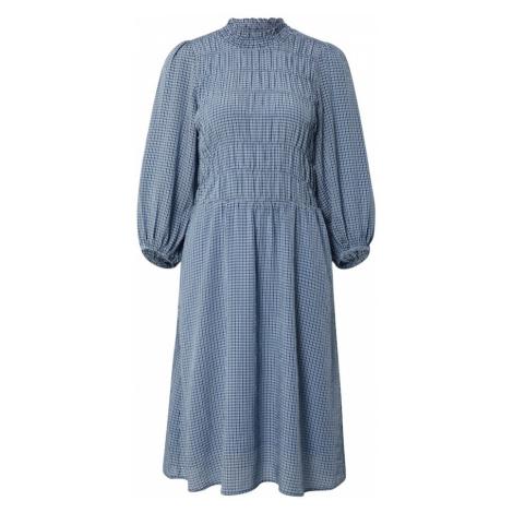 InWear Šaty 'JodiI' kouřově modrá / černá