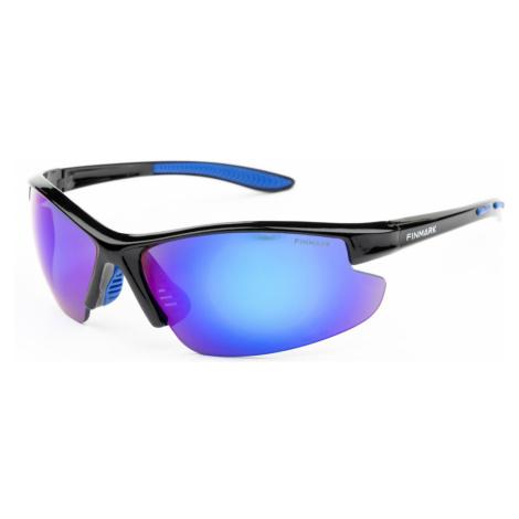 Finmark FNKX2020 Sportovní sluneční brýle Černá
