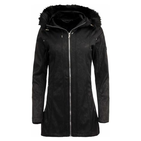 Alpine Pro Misala dámský kabát černý