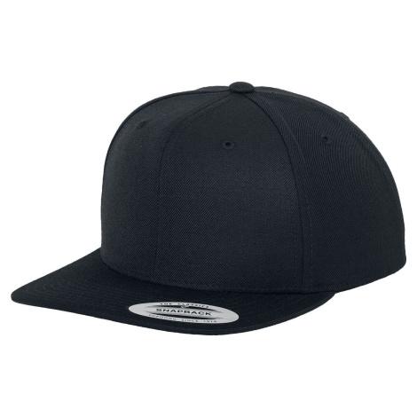 Klasická kšiltovka Čepice Baseballová kšiltovka černá