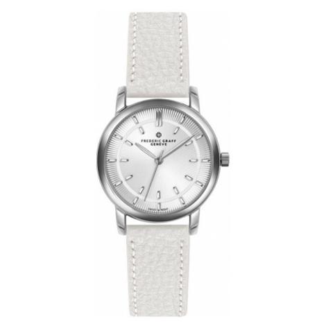 Frederic Graff Denali Lychee White Leather FCJ-B013S