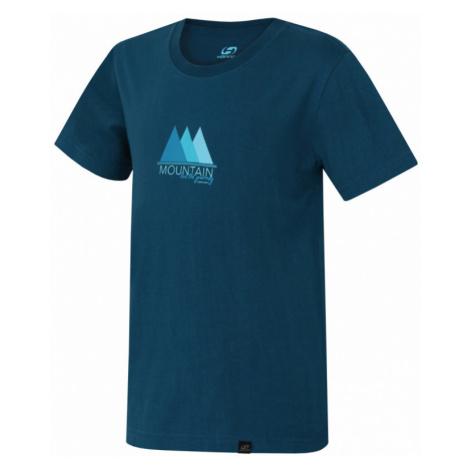 Tričko HANNAH Dandy JR blue coral