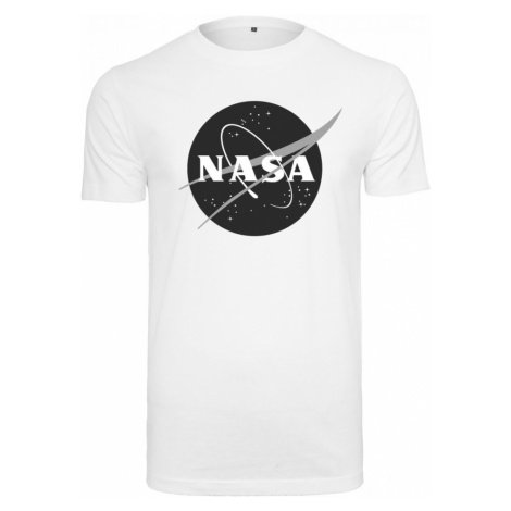 NASA Black-and-White Insignia Tee Urban Classics