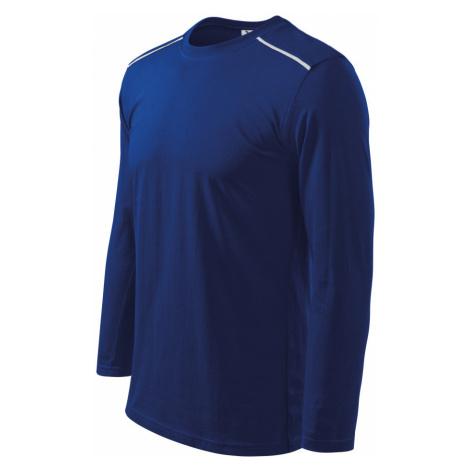 Malfini Long Sleeve Unisex triko 11205 královská modrá