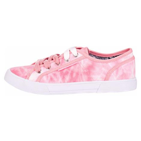 ALPINE PRO DERRYLA Dámská městská obuv LBTN194451 fuchsia pink