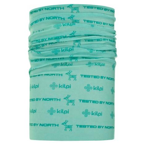 KILPI Multifunkční šátek DARLIN-U MU0011KITRQ Tyrkysová UNI