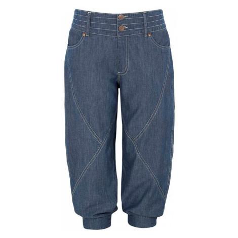 Volné capri kalhoty z lehkého denimu. Cellbes