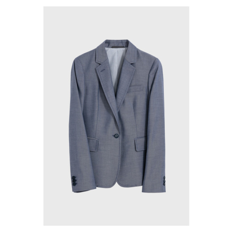SAKO GANT D1. WASHABLE CHAMBRAY BLAZER