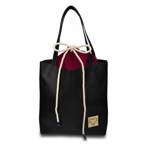 Xiss černá multifunkční kabelka Redwine Forever