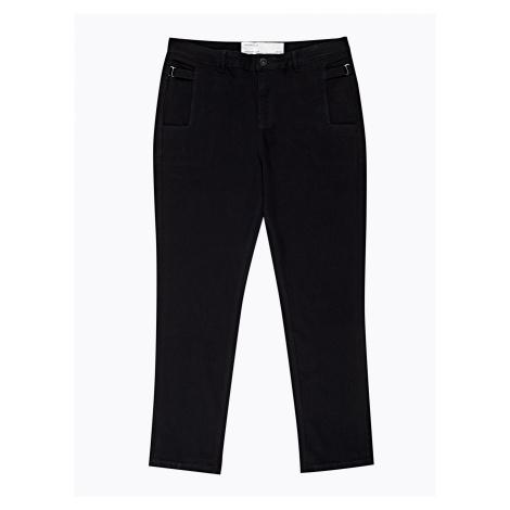 GATE Strečové kalhoty chino