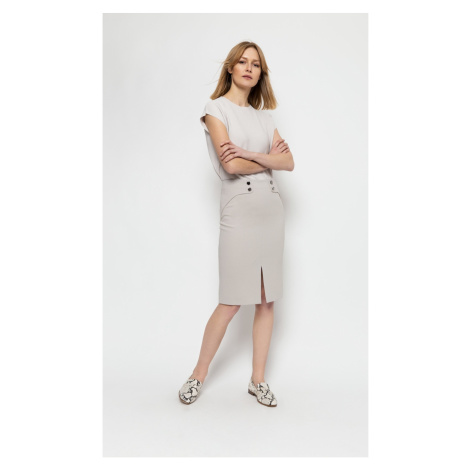 Deni Cler Milano Woman's Skirt W-Do-7005-0C-N2-12-1