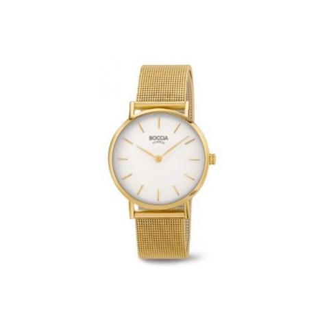BOCCIA 3281-06, Dámské náramkové hodinky Boccia Titanium