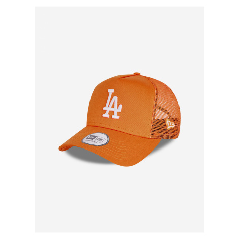 940 AF Los Angeles Dodgers Kšiltovka New Era Oranžová