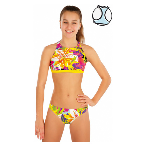LITEX Dívčí plavky sportovní top 57552