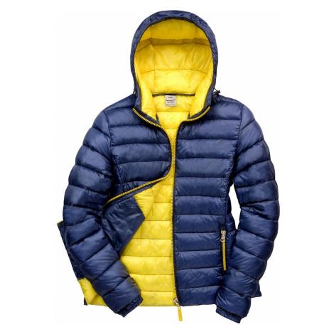 Dámská Snow Bird bunda s kapucí