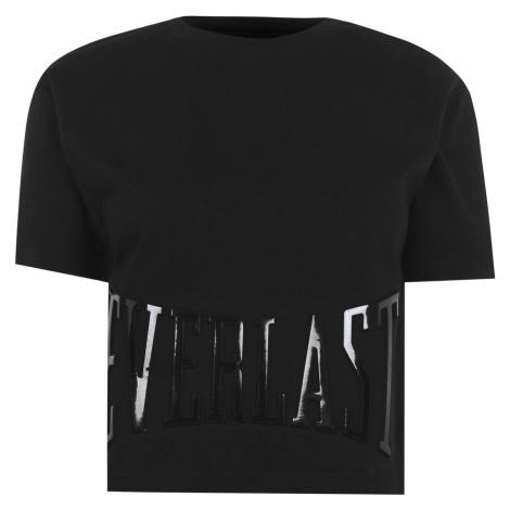 Everlast Cropped Logo T-Shirt