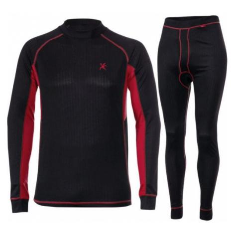 Klimatex CHICO černá - Set pánského funkčního prádla